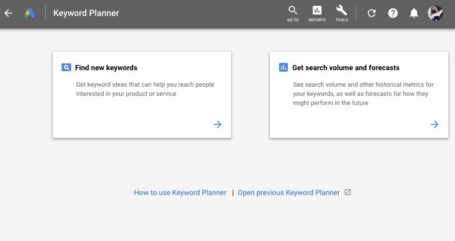 Google Keyword Planner Start Page.jpg