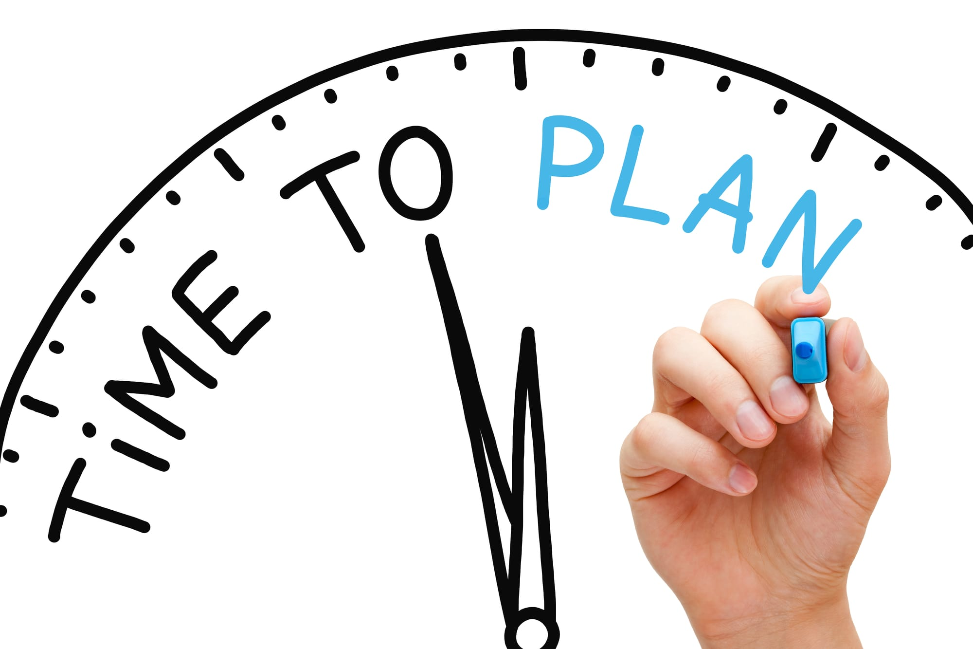 Make Time to Plan Out Your Time