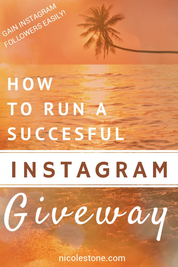 Learn how to create a successful Instagram giveaway with this complete guide. Gain Instagram followers and Instagram engagement with this popular marketing technique. #marketing #instagram #instagramtips #influencer #socialmediatips