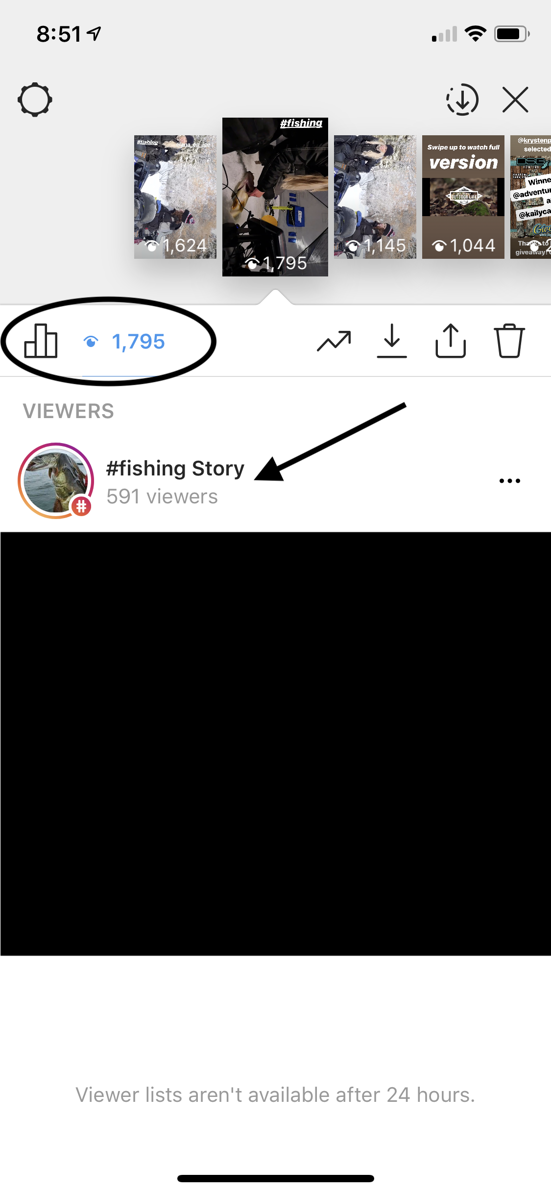 Adding hashtags to instagram.PNG