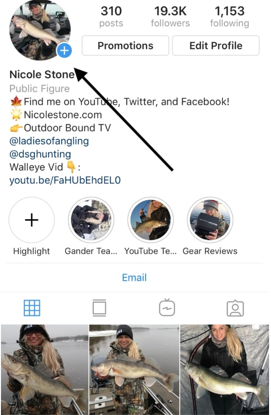 How to Get More Instagram Story Views INSTANTLY! — Nicole Stone
