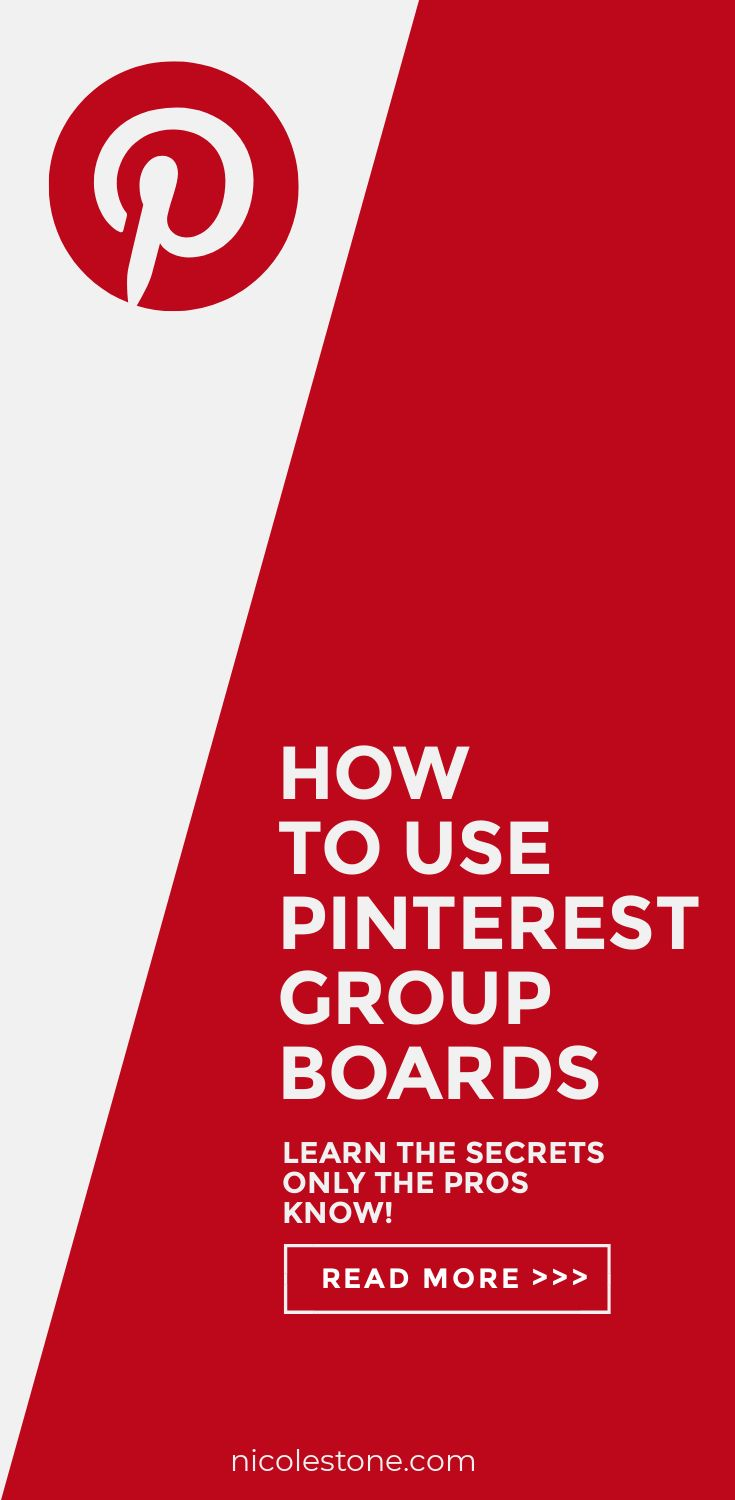 Everything you need to know about Pinterest group boards, including how to find them!! Pinterest is a traffic generating machine, and group boards are at the heart of its success. Learn why group boards are necessary, how to join them, and which ones are the best! There is even a list of boards to join! #pinterest #marketing #Bloggingtips #bloggingtraffic #pinteresttips #socialmediatips #socialmedia #blogtraffic