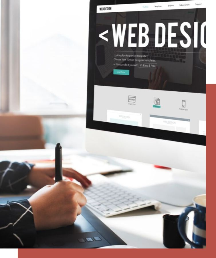 Website Design - I can design you an attractive, mobile friendly website that you can manage yourself. From outdoor businesses to personal websites, I can help you find a clean and simple solution for your business.Prices start at $1,000