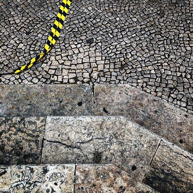 #steps #cobblestone #contrast #graphic