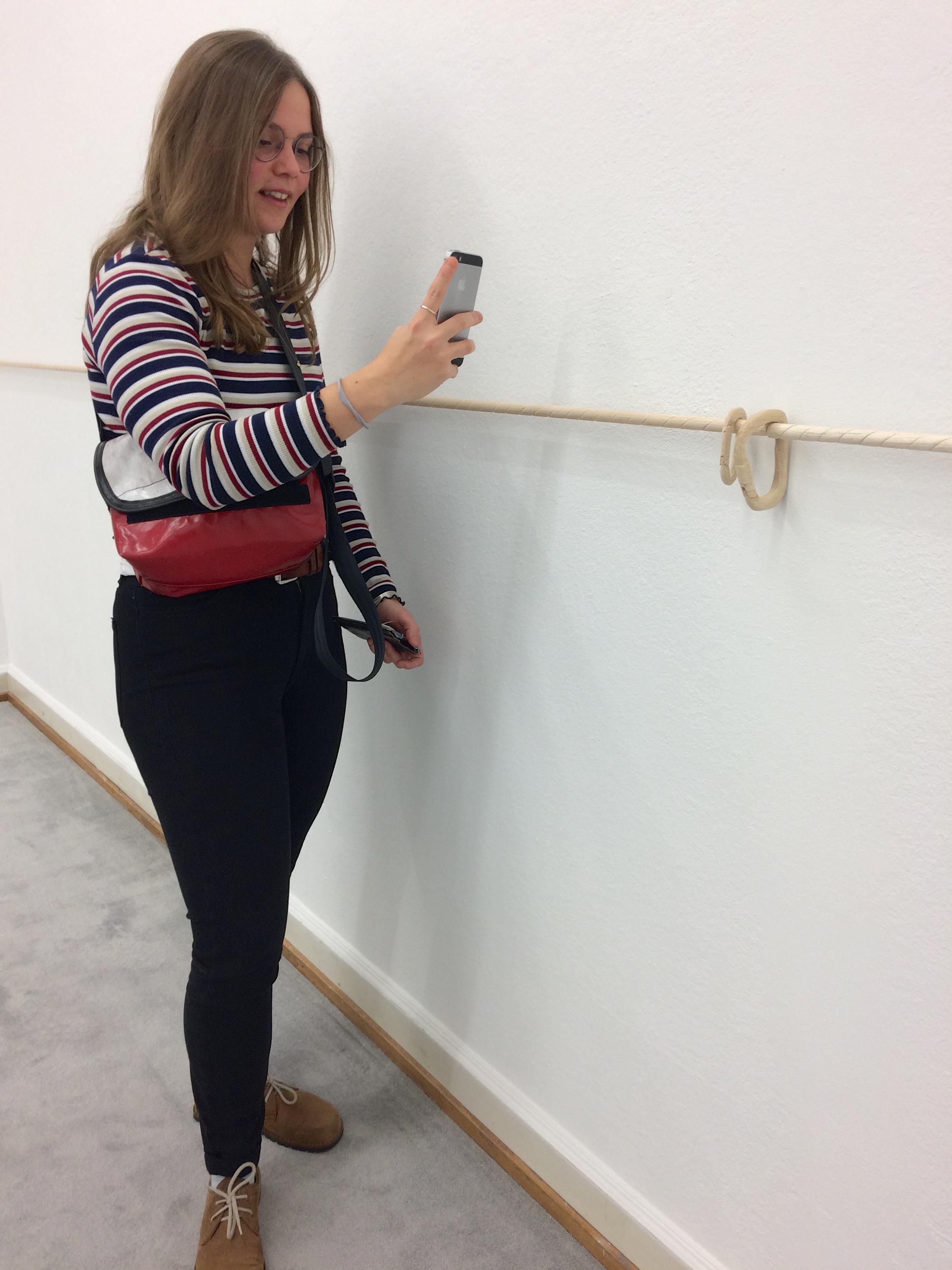 Installation KARABINER @ Künstlerhaus Bregenz
