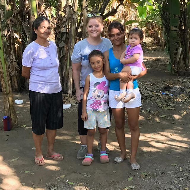 If you've been to the spa lately, you'll notice that our beloved @reneesuban has been away on a mission trip. Currently, she's in Chinendaga, Nicaragua partnering with Amigos for Christ building 6 modern bathrooms. Each with septic tanks and drain systems for some families in El Pedregal. These families will have a better chance of living longer by not contracting intestinal parasites. Thank you for bettering humanity, Renee! We're very lucky to have you!