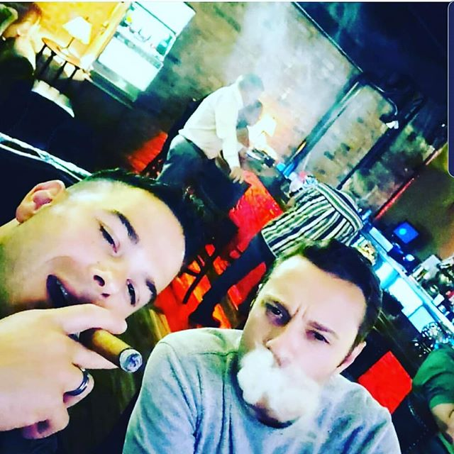 See you soon!  #thedetroitclub #cigarbar #wackywednesday #myfavs #humilansalt #detroitcigar #luxurylifestyle #inthed #detroitcigar #rarebooze