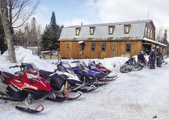 Snowmobiling: Get out and Ride - Northern Wilds MagazineBy Ali JutenPublished October 27, 2017