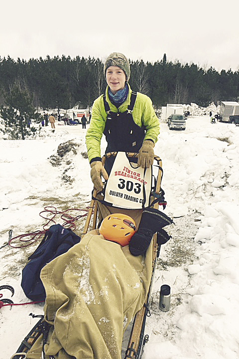 Young Musher to Compete in Junior Beargrease - Northern Wilds MagazineBy Ali JutenPublished December 27, 2017