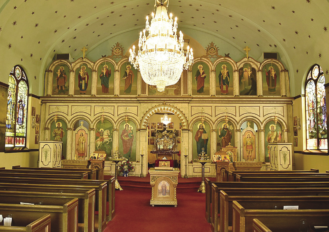 St. George's Serbian Orthodox Church - Northern Wilds MagazinePublished August 29, 2018By Ali Juten