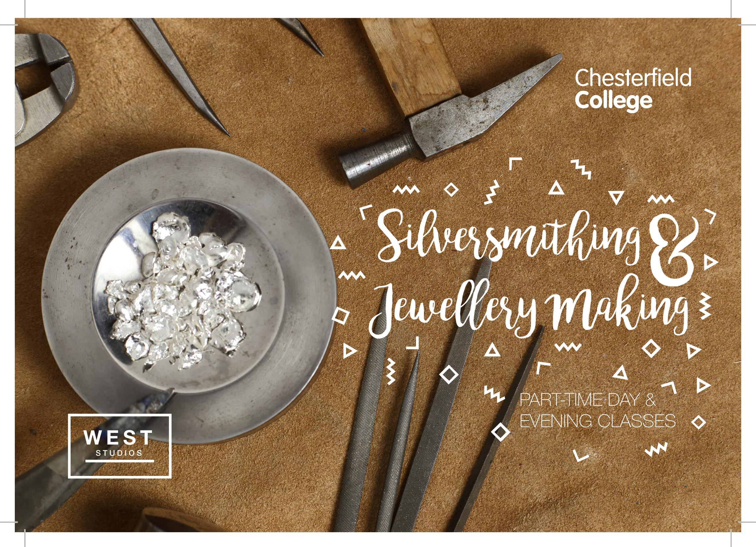 Silversmithing Course