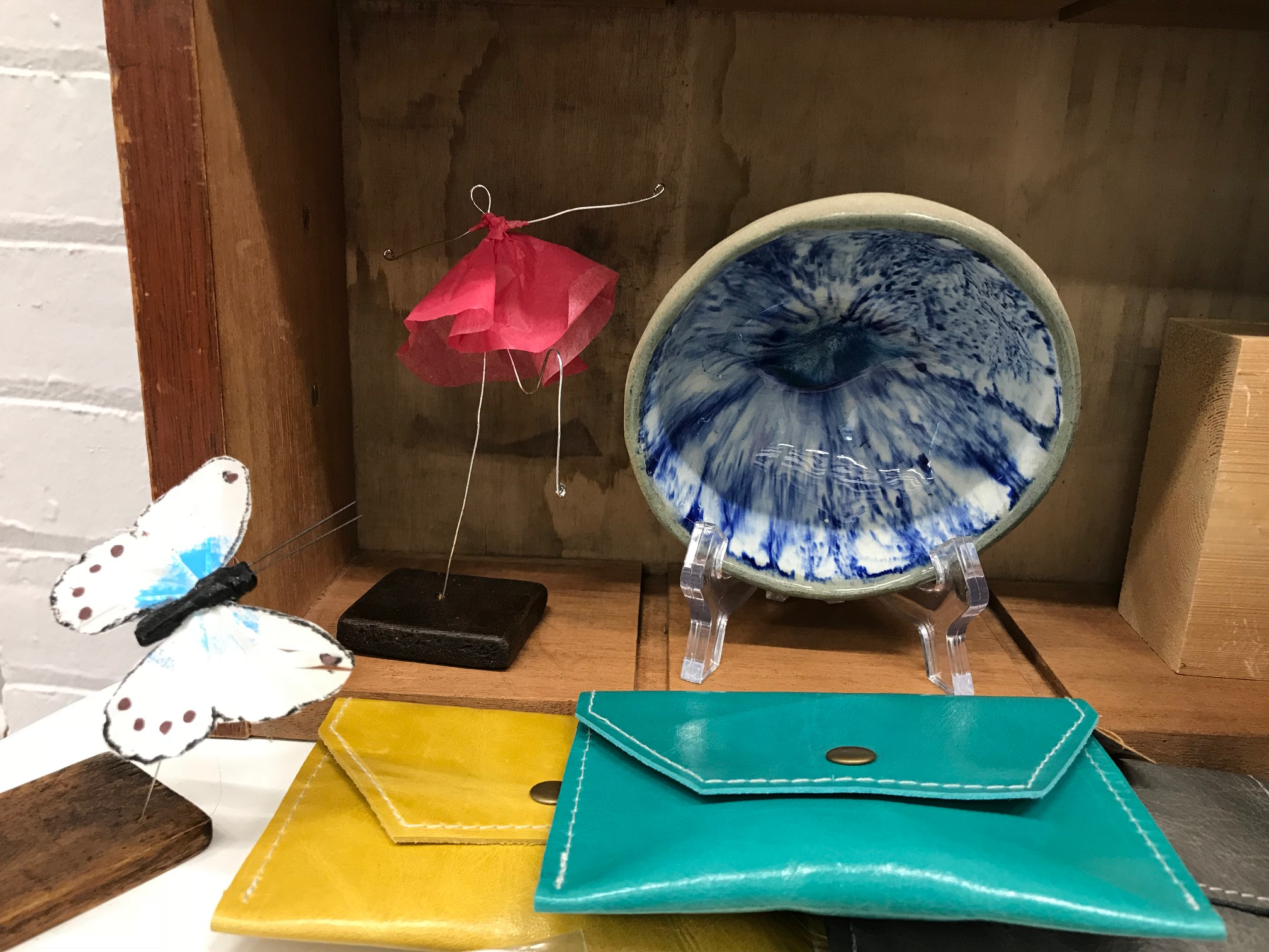 Items by various sellers within the shop.
