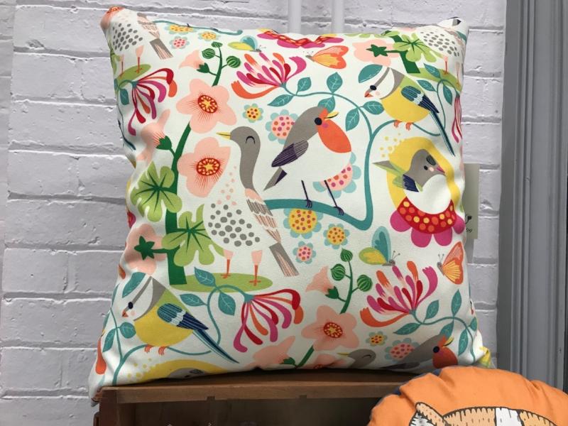 Roller dog cushion - £30