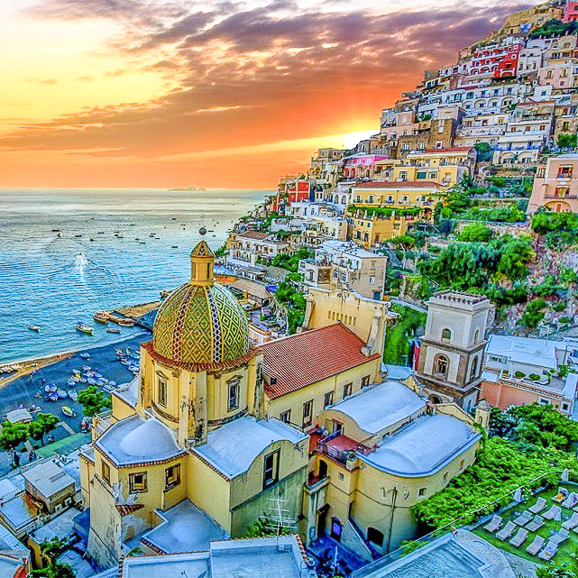 Amalfi Coast Culinary Tours with Your Custom Travels