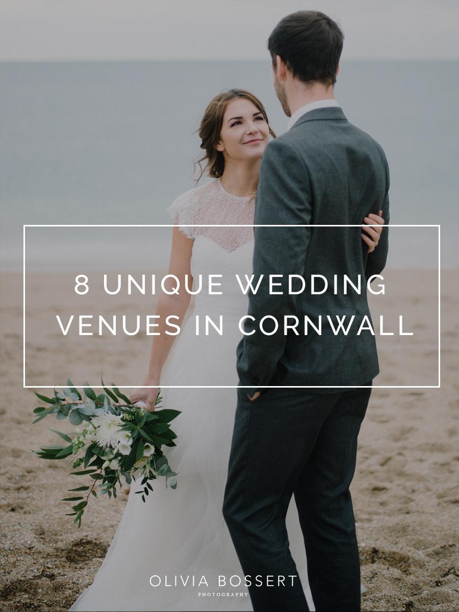 8 Unique Wedding Venues In Cornwall