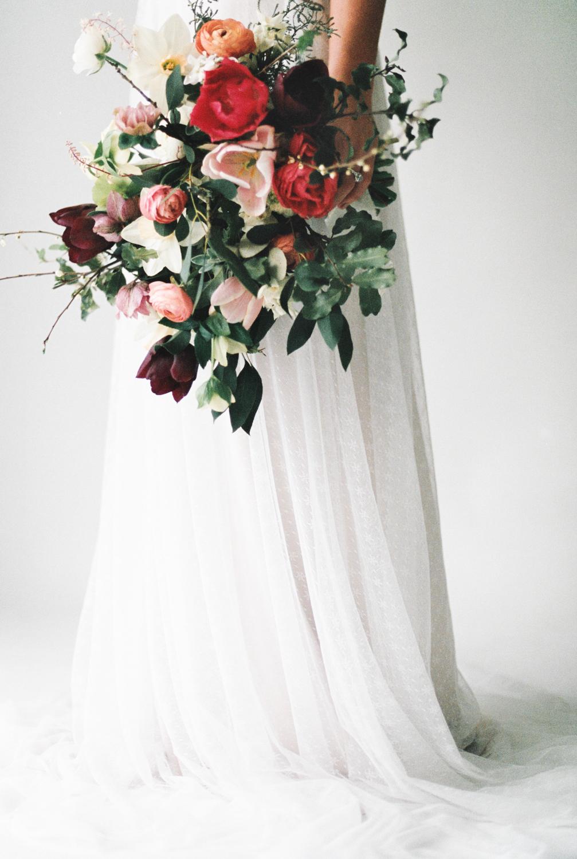Sylvia // A Bridal Editorial // www.oliviabossert.com