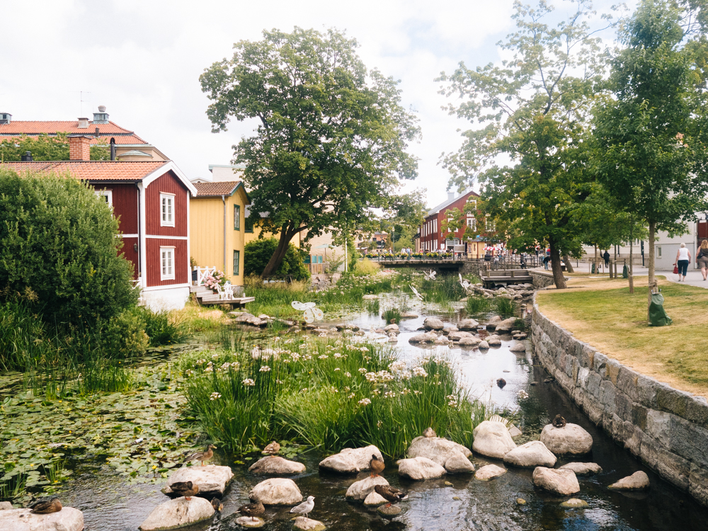 The village of Nortälje