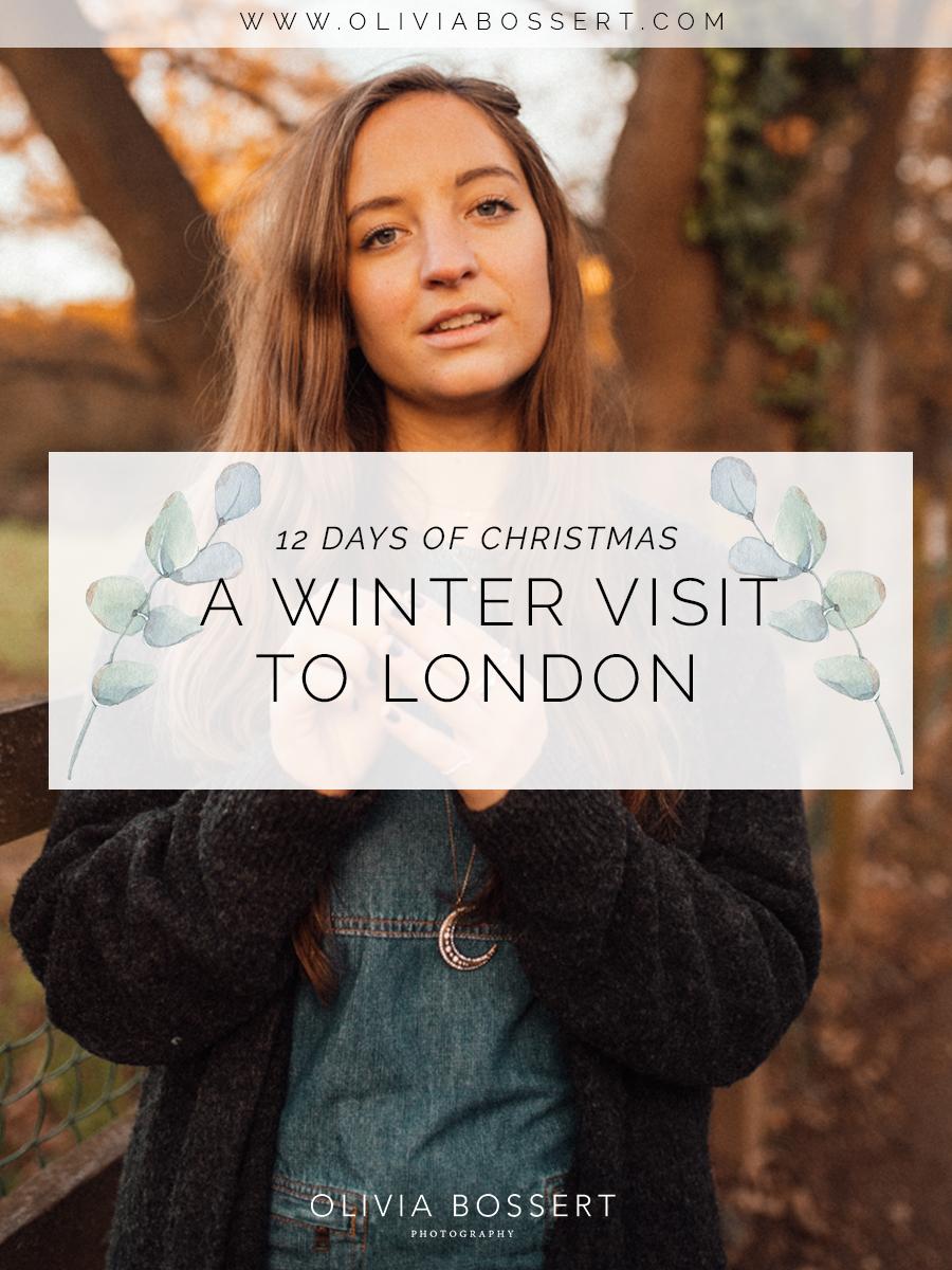 A Winter Visit To London // 12 Days of Christmas // www.oliviabossert.com // london, travel, lifestyle blog, fashion posts, uk bloggers, petersham nursery, bhuti, richmond, autumn