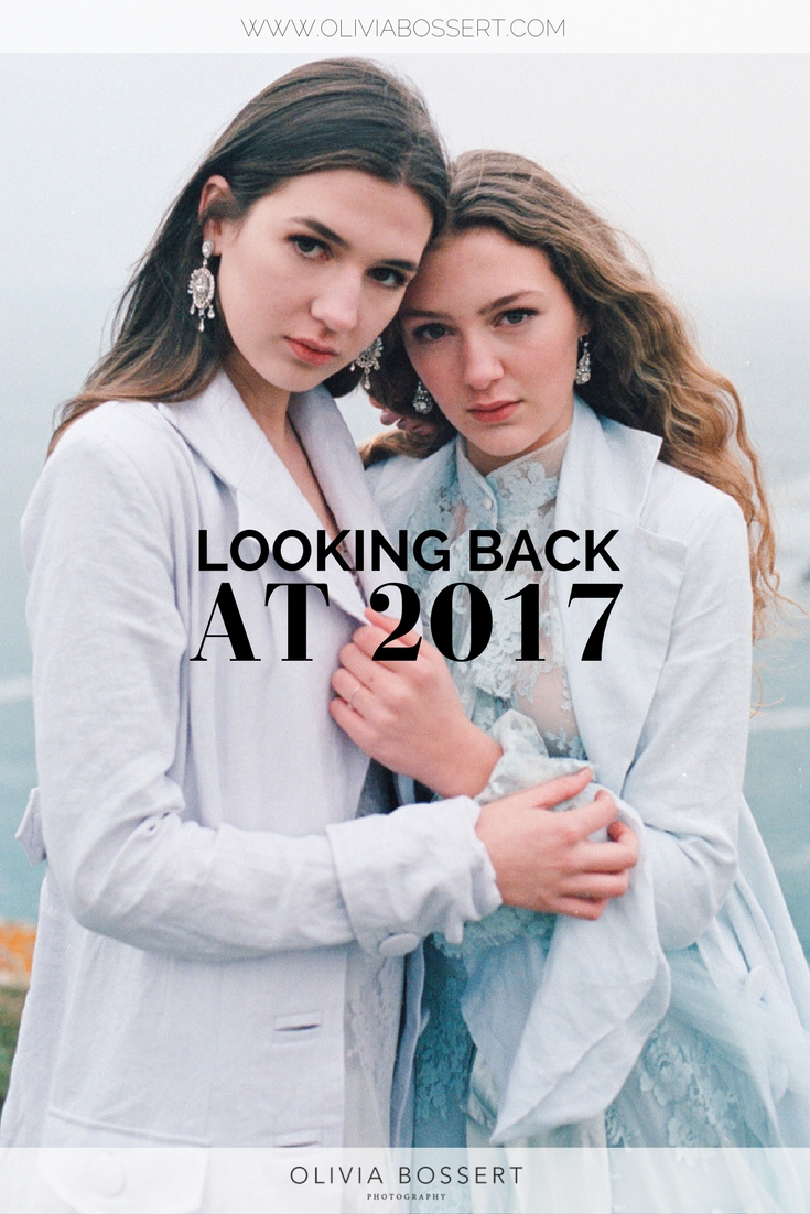 Looking Back At 2017 // The Year Of Growth // www.oliviabossert.com // looking back, reflection, cornwall, photographer, how to make it as a photographer, being a freelance photographer, growing a business