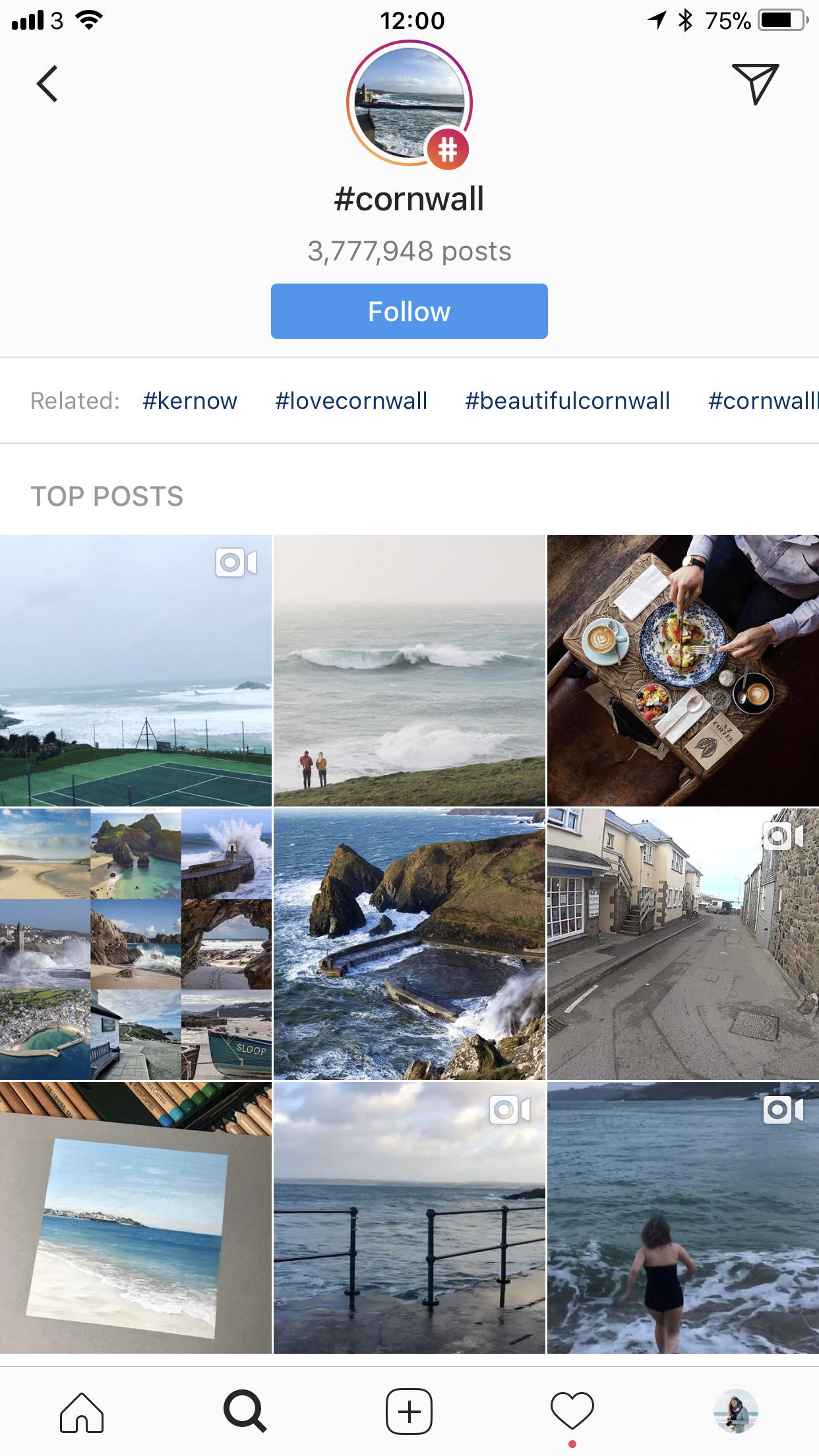 How To Use Hashtags On Instagram and Where To Find Them // www.oliviabossert.com // #hashtags #howtousehashtags #business #entrepreneur #freelancelife #bloggingtips #businesstips #instagramtips #instagramhashtags #besthashtags #cornwall #photographercornwall