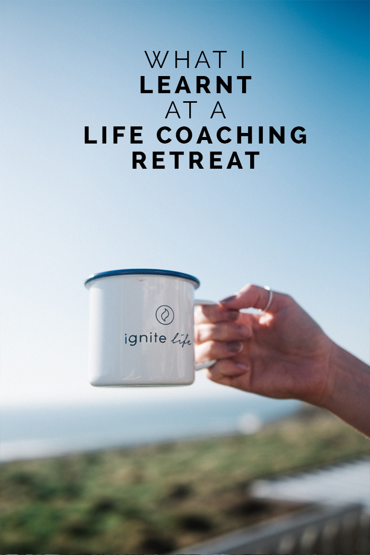 IgniteLife Retreat // What I Learnt at a Life Coaching Day Retreat // www.oliviabossert.com // day retreat, life coaching, cornwall, self care, self reflection, coaching
