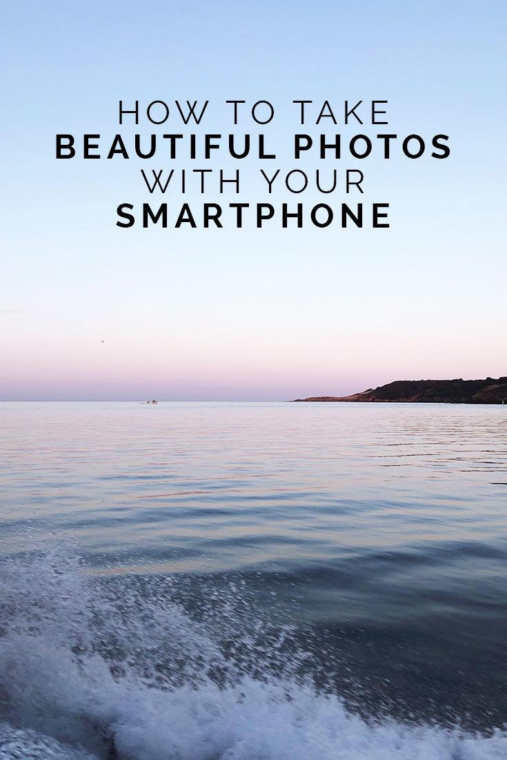 How To Take Beautiful Photos With Your Smartphone // www.oliviabossert.com // iphone photography tips, marketing tips, social media photography, instagram photography, ebook, smartphone images, learn to be a photographer, olivia bossert, cornwall, switzerland, UK photographer