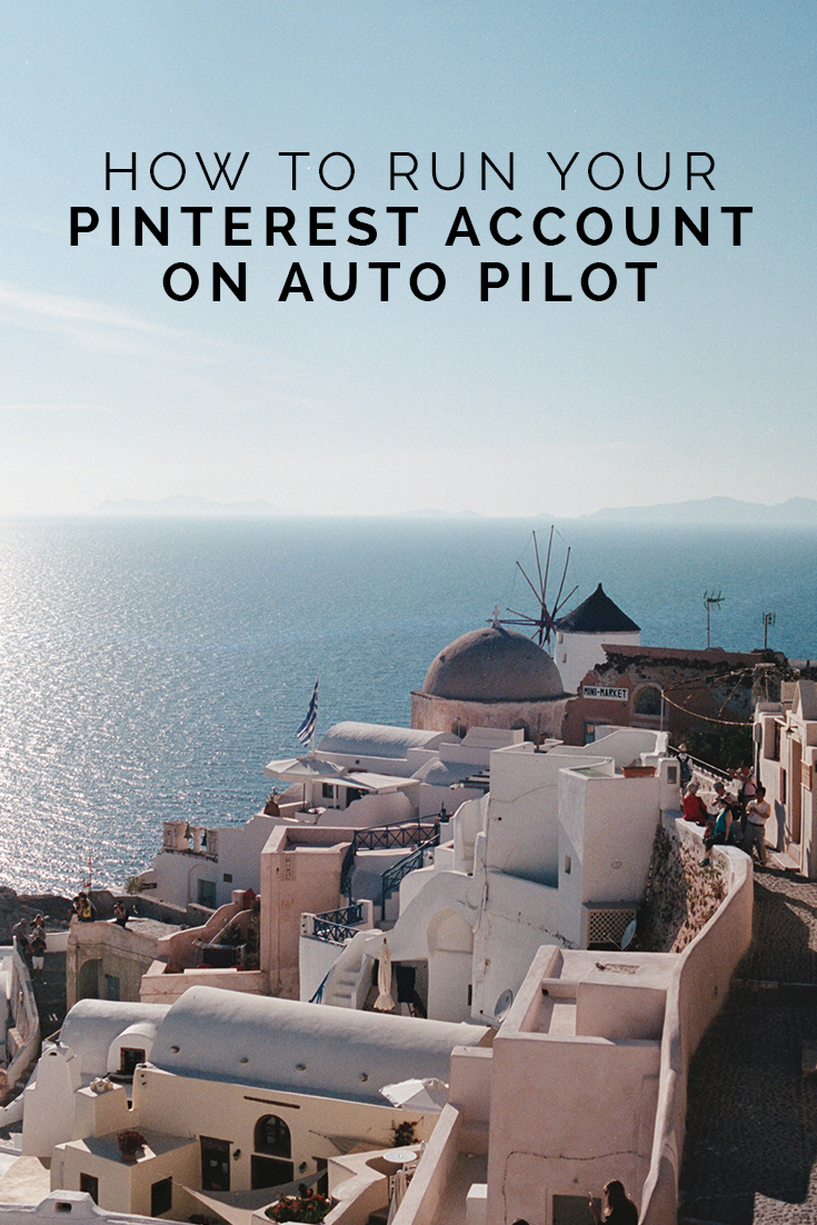 How To Run Your Pinterest Account on Auto Pilot // www.oliviabossert.com // Tailwind, Pinterest strategy, pinterest marketing, pinterest business tips, pinterest tips, tailwind tips, how to use tailwind, how to schedule for pinterest, how to use pinterest for business, business tips, marketing tips, social media tips