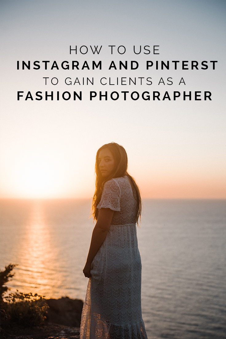 How To Use Instagram and Pinterest to Gain Clients as a Fashion Photographer // www.oliviabossert.com // fashion photography, fashion photography tips, fashion photography advice, editorial photography advice, social media marketing, social media tips, pinterest tips, pinterest advice, instagram tips, instagram advice, photography tips, photography business tips, photography marketing tips #photographytips #marketingtips #fashionphotography #fashionphotographytips #editorialphotography #instagramtips #pinteresttips free ebook, freebie, #ebook #freeebook