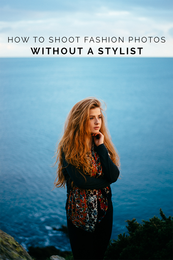 How To Shoot Fashion Photos Without A Stylist // www.oliviabossert // fashion photography tips, fashion photography, styling, stylist, fashion stylist, editorial, how to be a fashion photographer, photography tips, fashion tips, marketing tips,