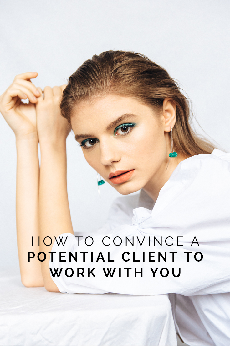 How To Convince A Potential Client To Work With You // www.oliviabossert.com // fashion photography, know like and trust, marketing, psychology of a purchase, why people buy, why people don't buy, how to gain clients as a photographer, how to get people to pay you