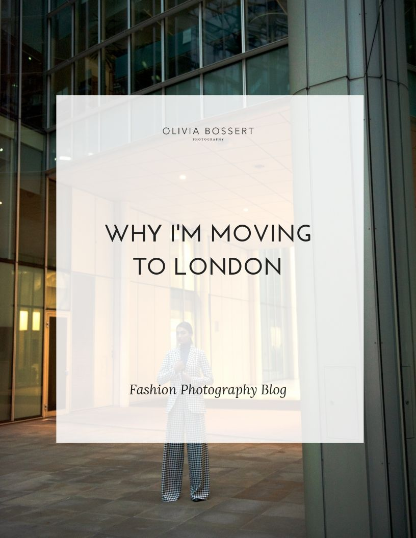 Read why I'm moving from Cornwall to London for my fashion photography career. // Fashion photographer moving from the countryside to the city to explore more career options. Do you need to live in a city to be a fashion photographer? #fashionphotography #london #fashionphotographytips #photographytips #movingtothecity #citylife .jpg