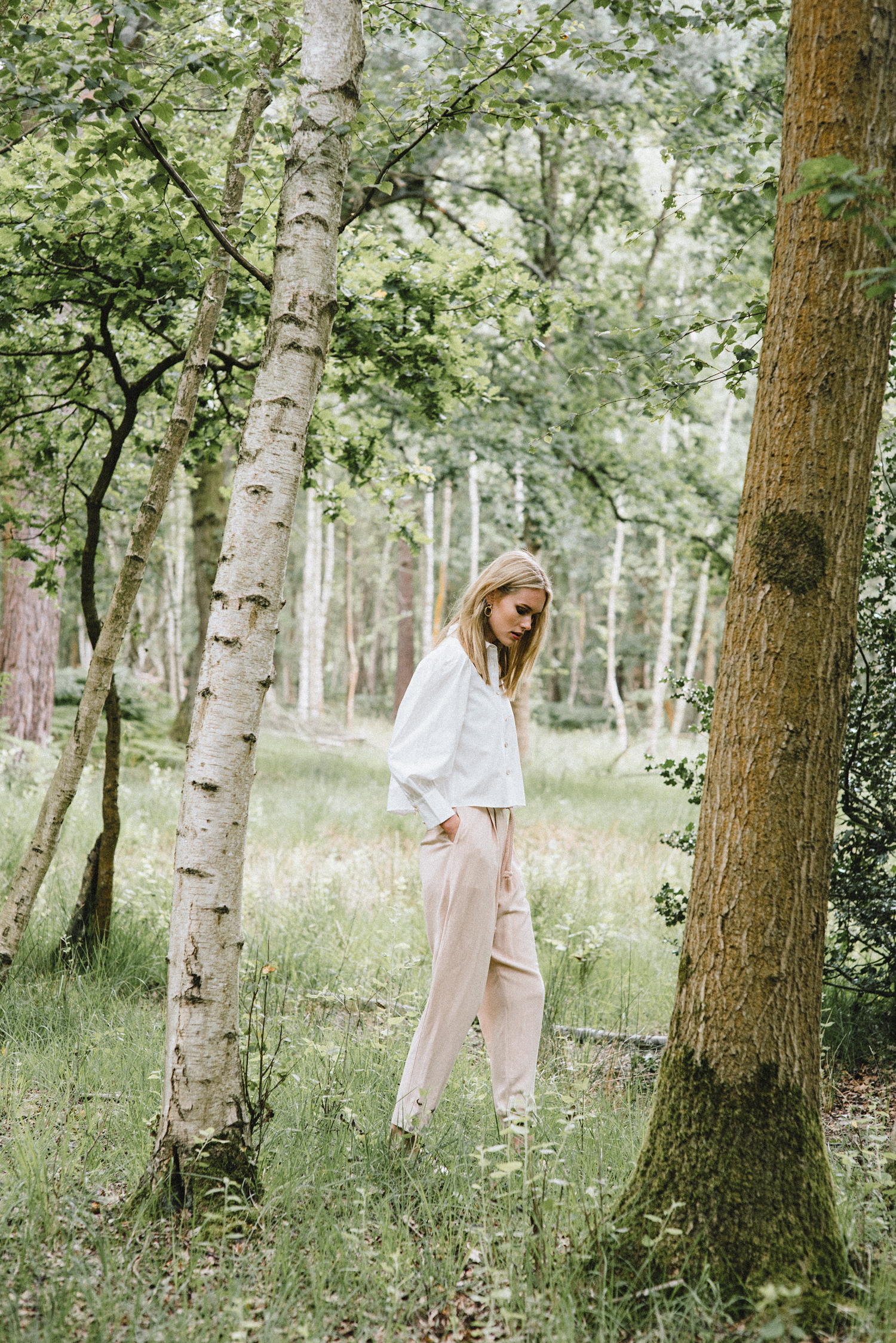 Blouse Sister Jane, Trousers ASOS, Shoes ASOS