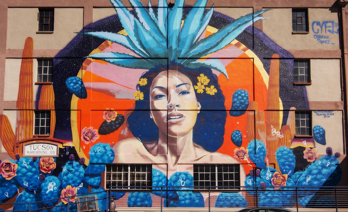 street art-Tucson, az