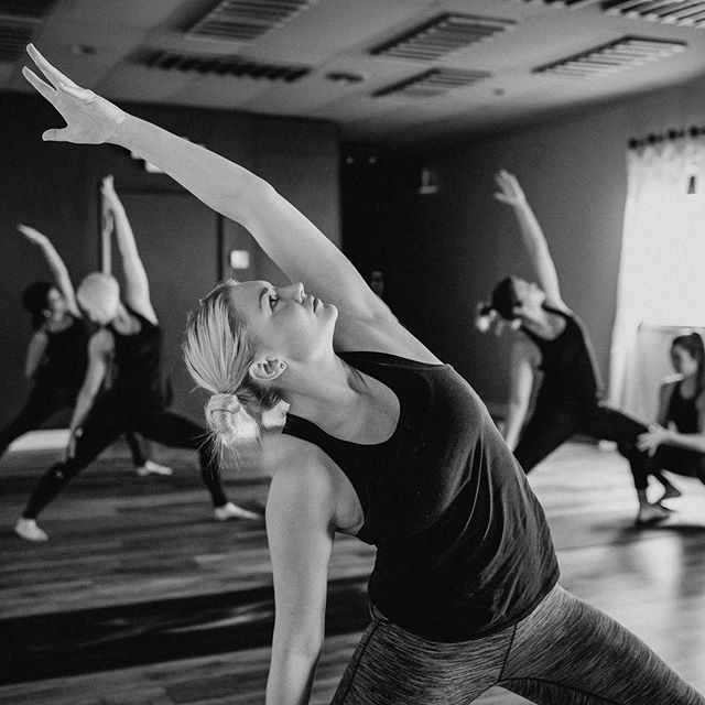 Monday- the perfect day to start 💪🏼 if you don't know us yet here's a little tid bit:  we are primarily a power vinyasa studio, but we do offer relaxing classes and beginners classes every single week! Our studios are heated to 90 degrees- infrared is used in both studios (Canton in the ceiling and Cleveland in the floor). Our teachers are the best- I know, I know everyone says that- but these people will blow you away with their authenticity and talent. Wanna know more???? Come through!! #yoga #yogastrong #family #love #schedulesinbio