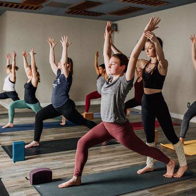 Monday 🔑 Canton: 5:30pm Strong 75 w Emily 5:45pm Yoga for Beginners w Morgan 7:00pm Strong Basics w Amanda 8:15pm Warm Slow Flow w Angel ⠀⠀⠀⠀⠀⠀⠀⠀⠀ Cleveland: 12:00pm Strong w Jen 6:00pm Strong w Michaela 7:00pm Strong w Michaela.  #yoga #yogastrong