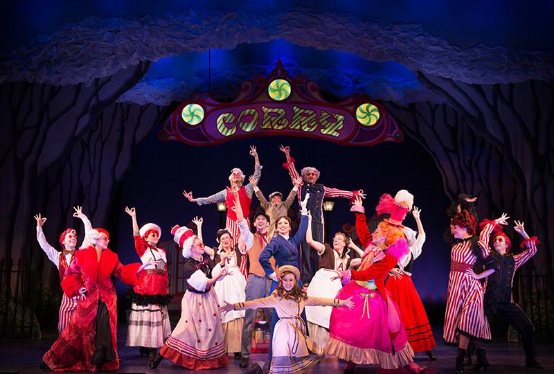 Mary Poppins (Ogunquit Playhouse)