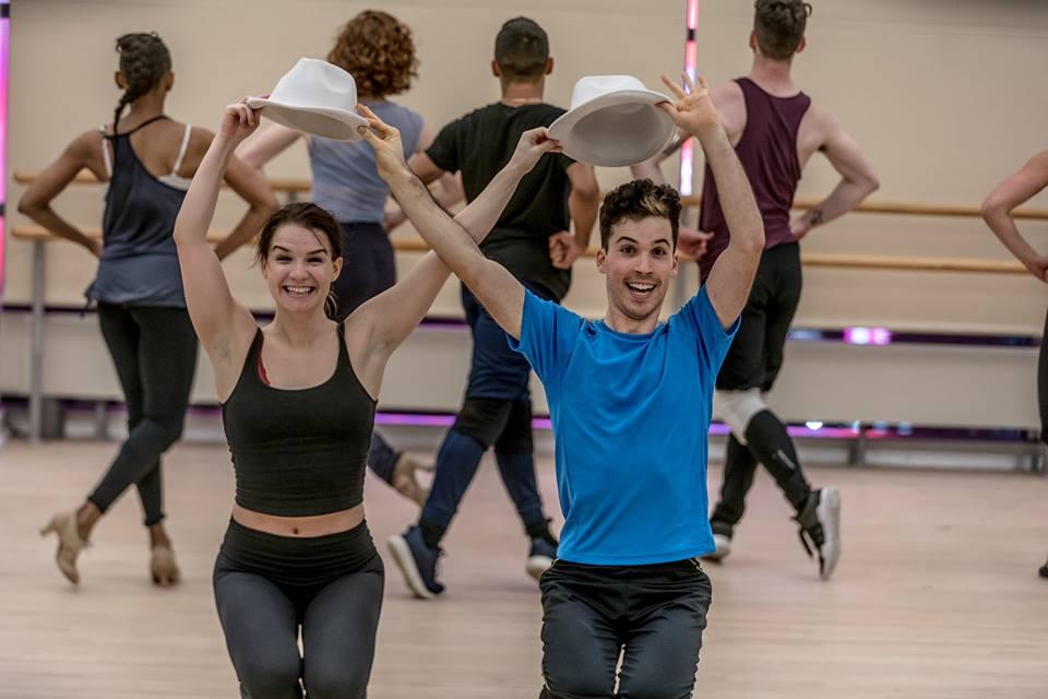 Broadway Dance Lab Studio Showing  Credit: Daniel Robinson