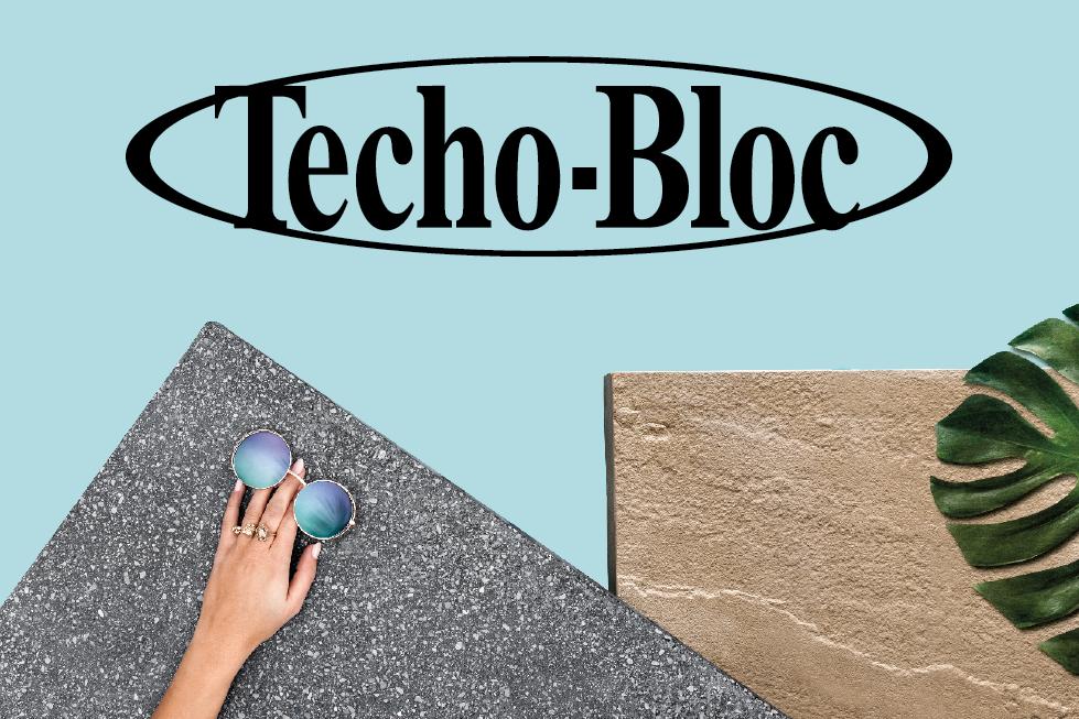 TECHO-BLOC  Bannière Fence banner
