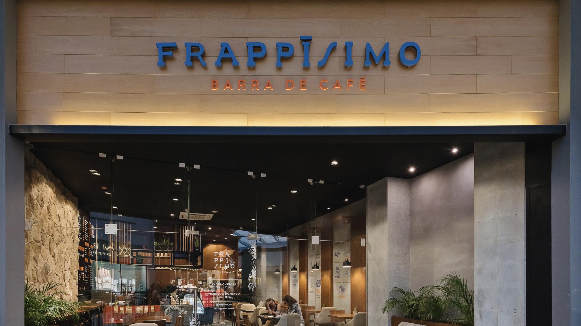 Fachada Frappisimo