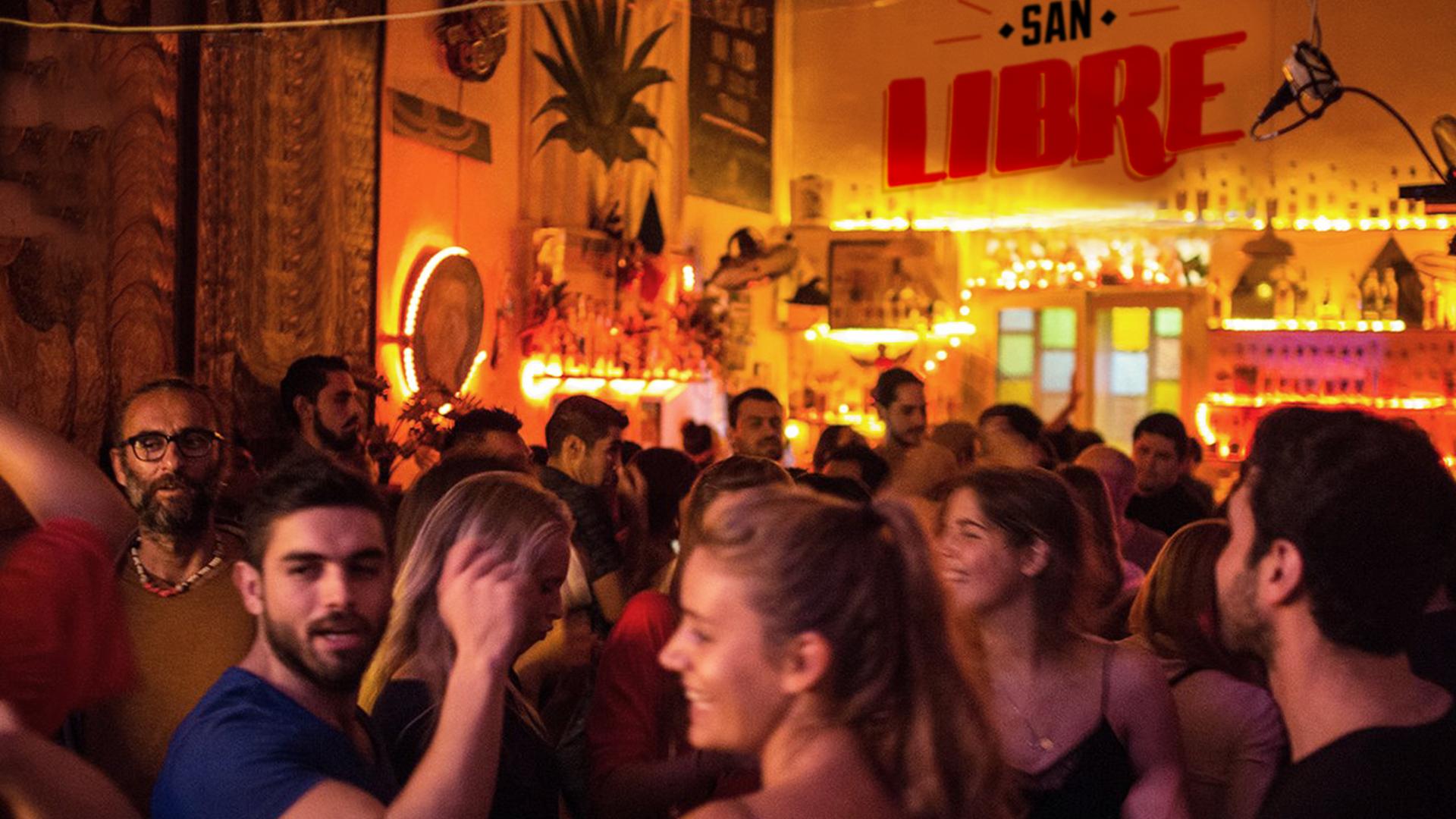 San Libre Bar