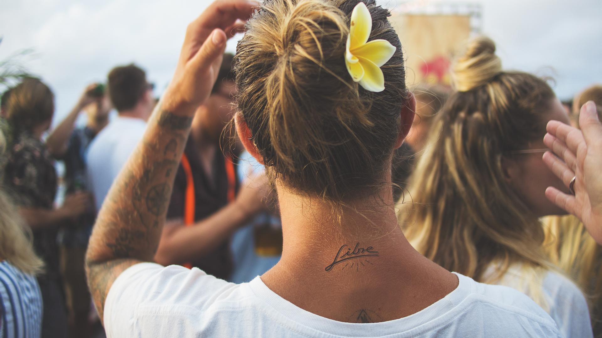 San Libre Tatuaje