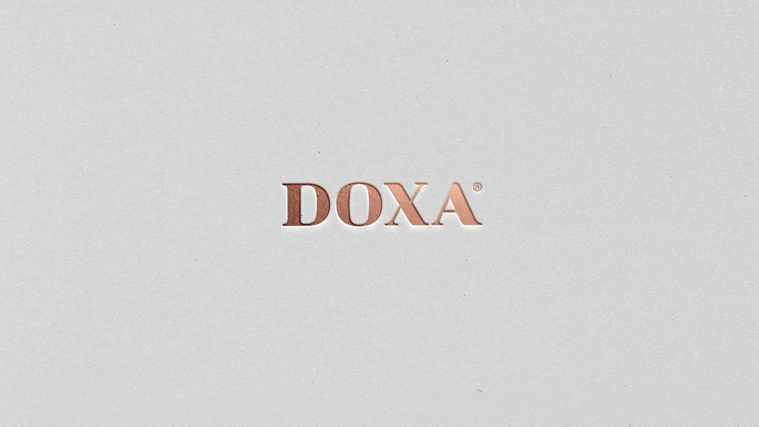 Doxa Branding 1