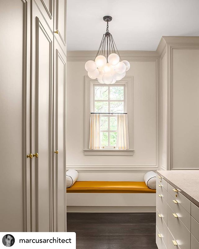 Repost• @marcusarchitect I find this client's wardrobe room so elegant and inviting. Just seems to glow with 🌞. Architect Marcus Dipietro @hudsonbuilders @morgannowland  #residentialarchitecture #residentialarchitect #remodelista #wardrobe #thenewsouthern #nashvillearchitecture #houzznashville #oldhouselove #brightspaceswelove #sodomino #southerncharm #currentdesignsituation