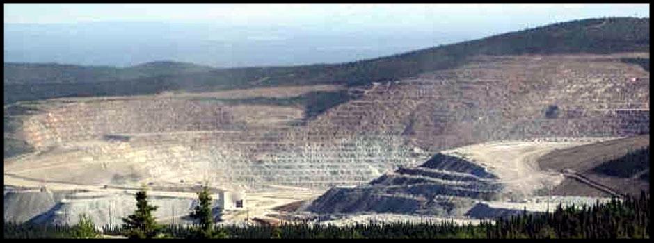 Fort Knox Gold Mine, Fairbanks, Alaska