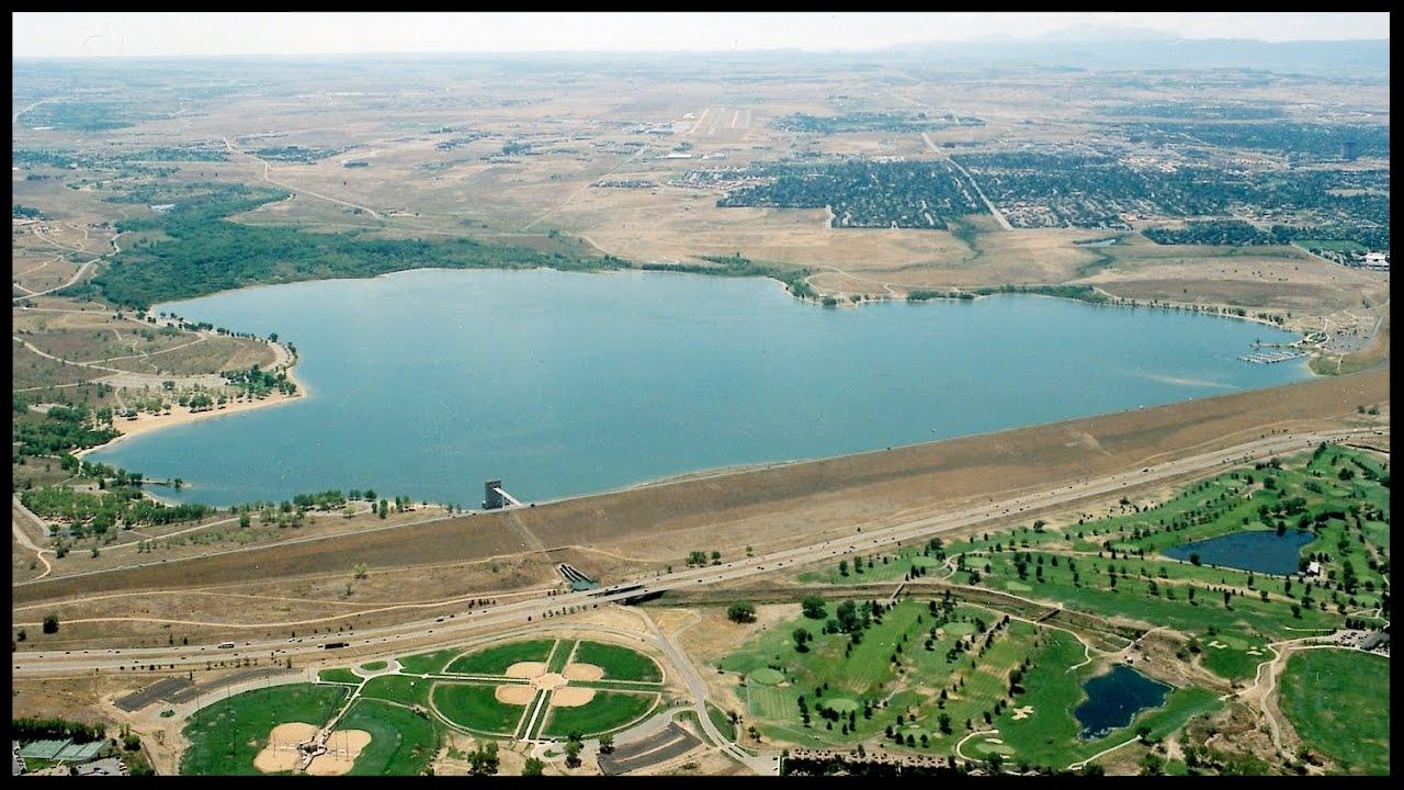 Cherry Creek Reservoir, Colorado