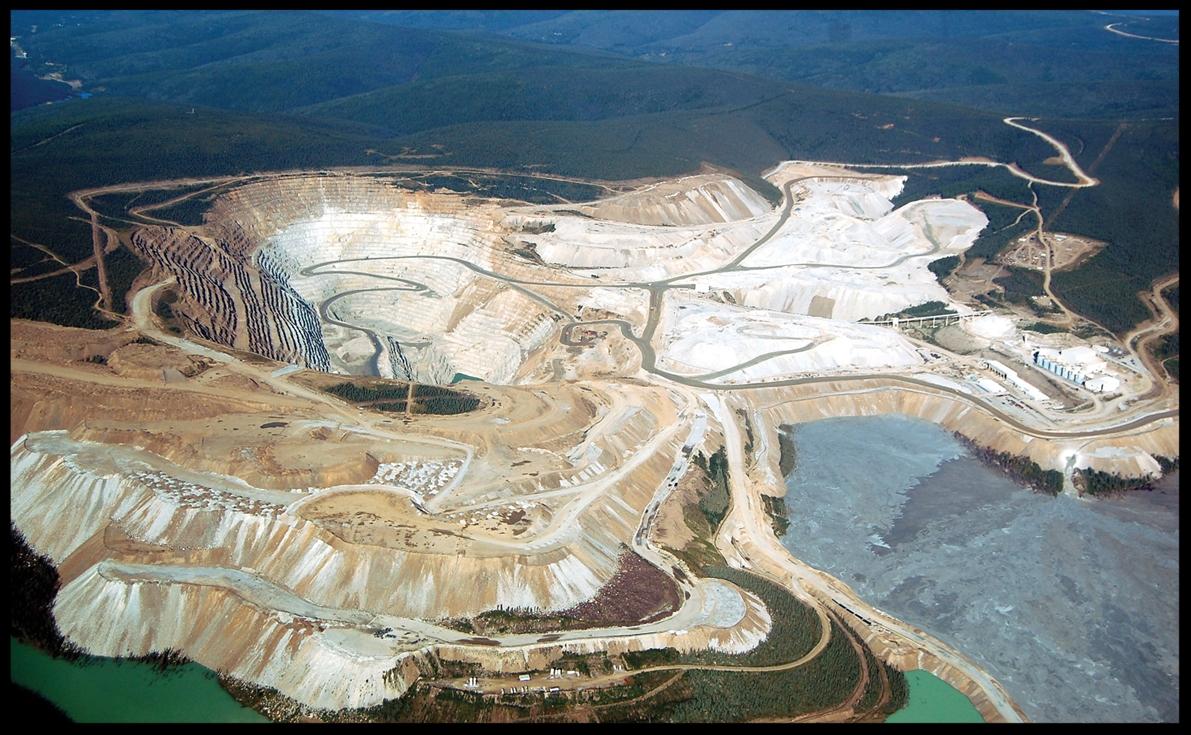 Fort Knox Gold Project, Alaska