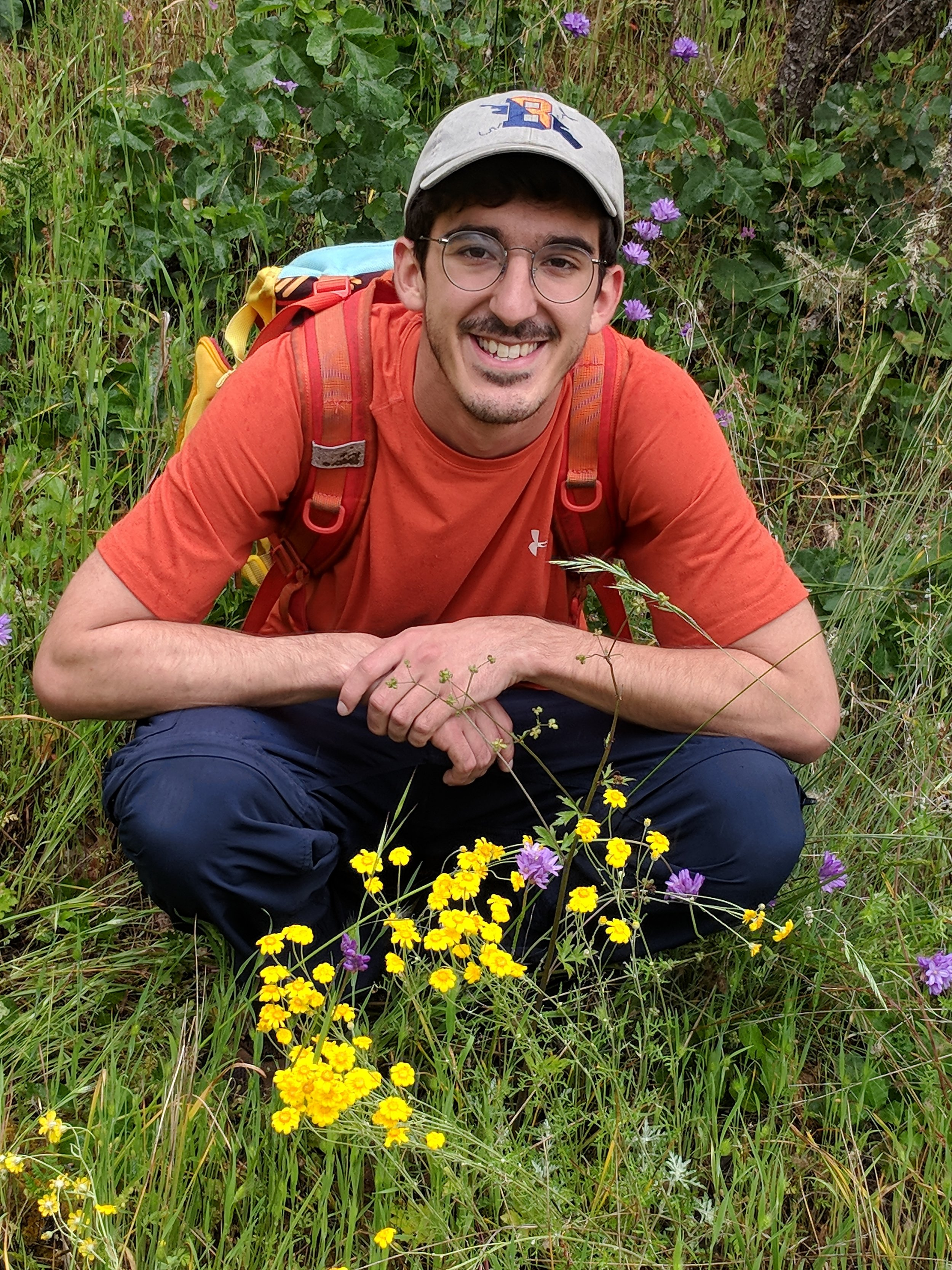 Nicolas Diaz   Portland State University  Ph.D. project: Ecological and genomic consequences of polyploidy in Oregon sunshine ( Eriophyllum lanatum ; Asteraceae)
