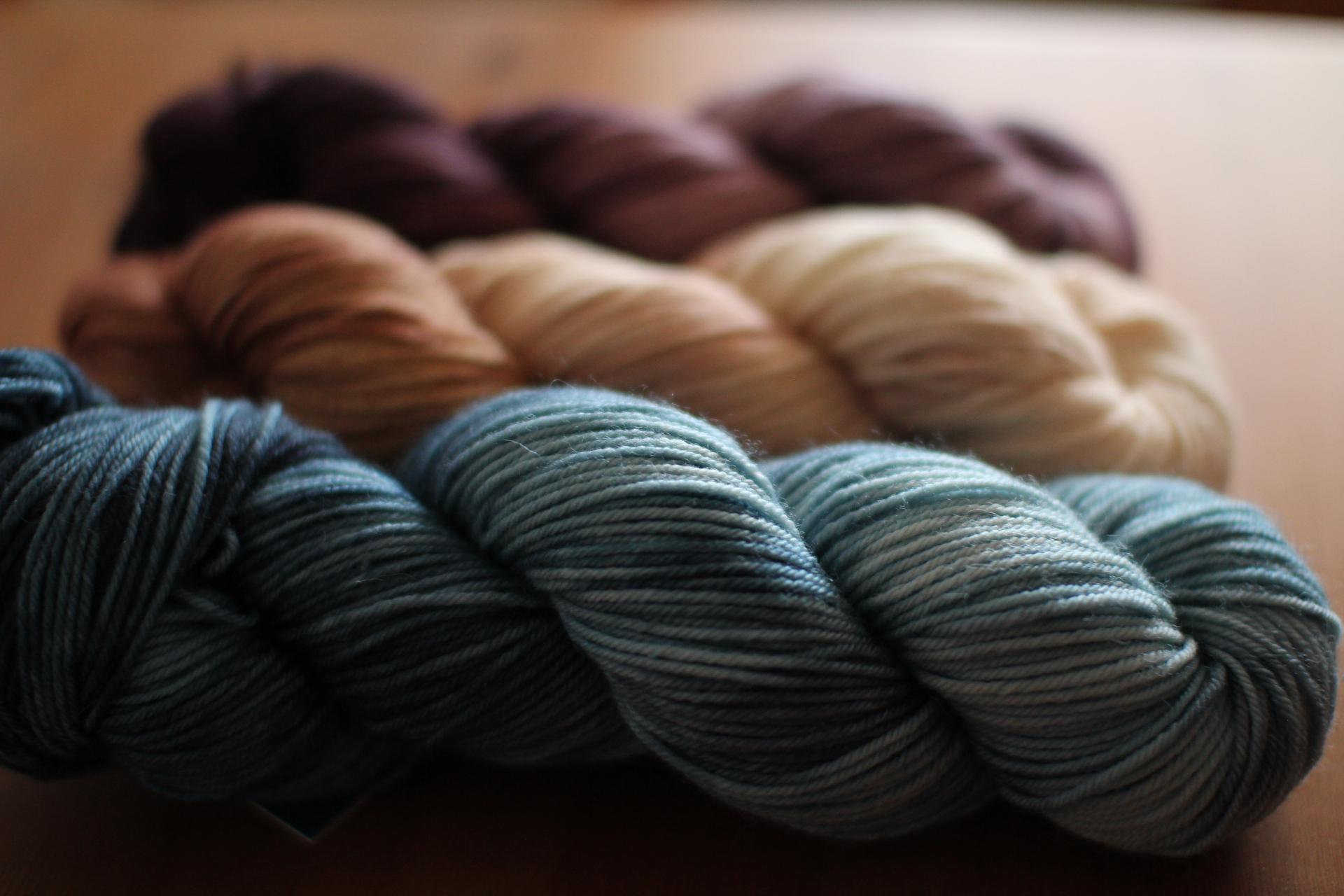 Various colorways