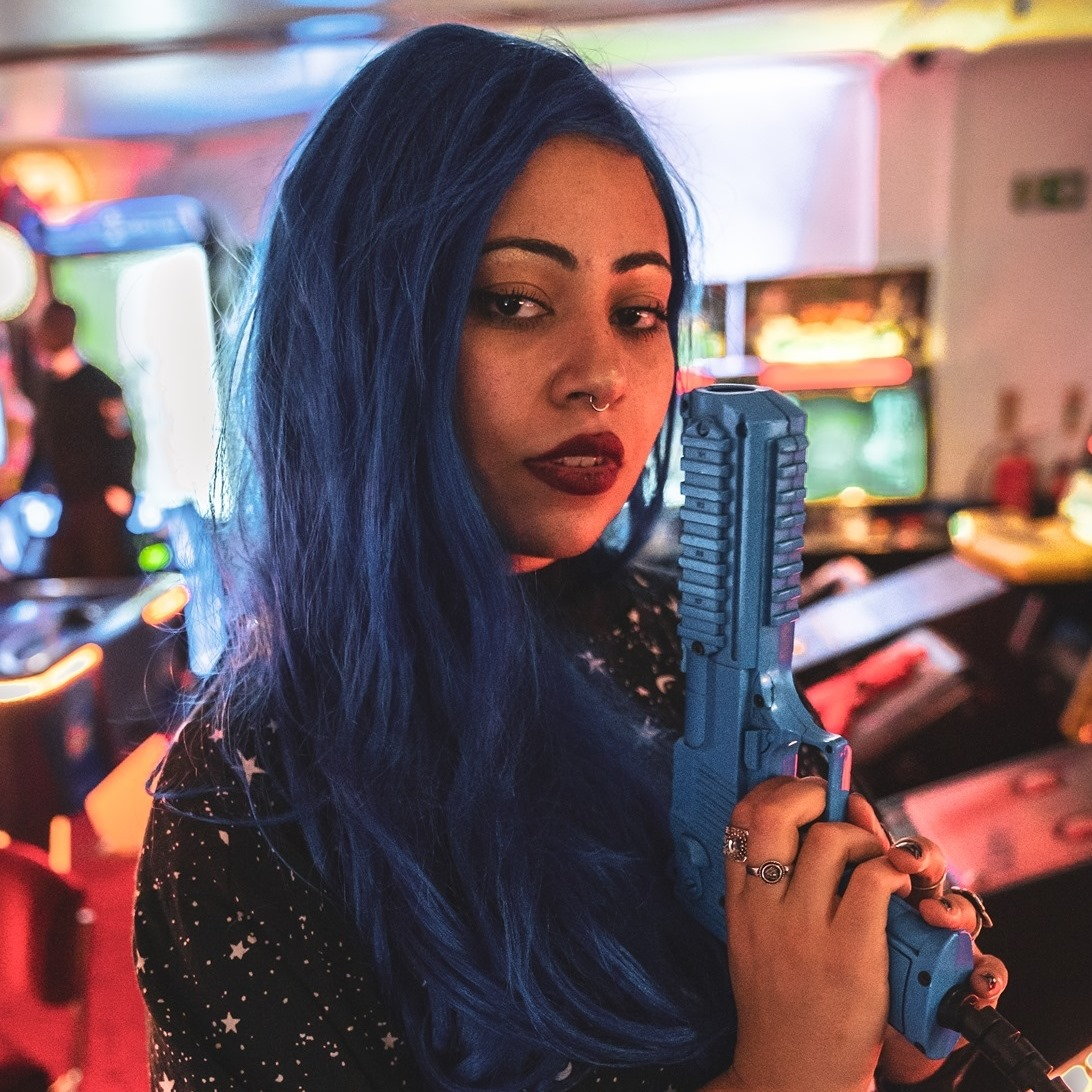 """Chikaya - Chikaya is showing us that Bristol is not just about the DJ's or producers but also the home to great traditional musical talent. The originator of what she coins as """"Cosmic Trap"""", Chikaya dropped her latest EP 'Descend' in 2018 which takes you on a journey of spacey beats and playful lyrics. Chikaya has an amazing soulful voice that brings you gently back down to Earth. She has performed around the country and recently performed at Boomtown!"""
