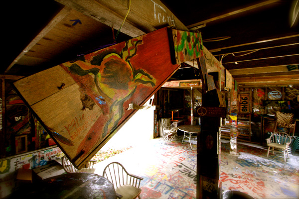 Art Barn Interior